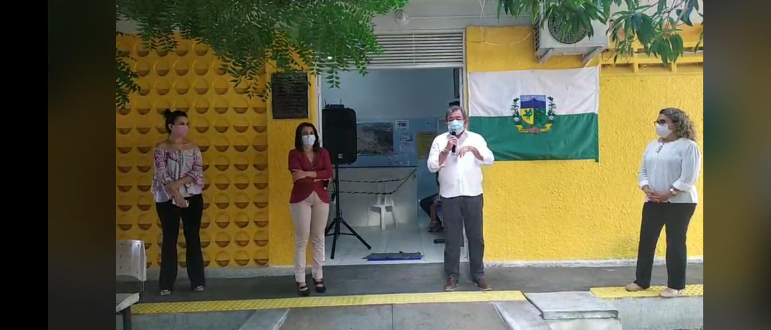 Prefeito anuncia a disponibilidade de recursos para o calçamento a paralelepípedo da Rua da Cerâmica e da Nossa Senhora das Graças em Angicos