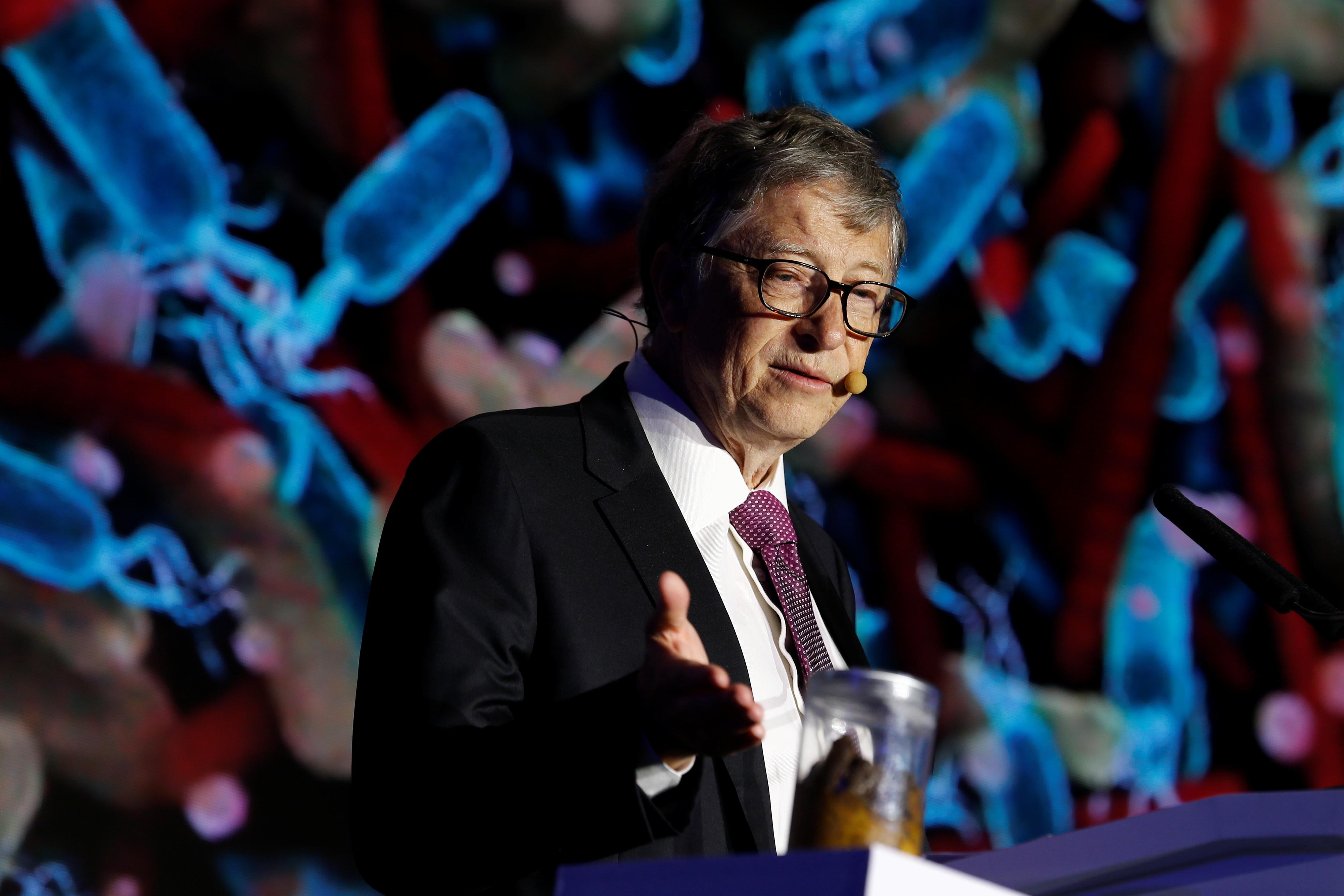 Bill Gates: remédio para Covid-19 precisa chegar a quem mais precisa, não a quem pagar mais