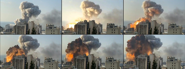 'Quase todas as janelas do meu apartamento vieram abaixo', diz brasileiro sobre explosão em Beirute