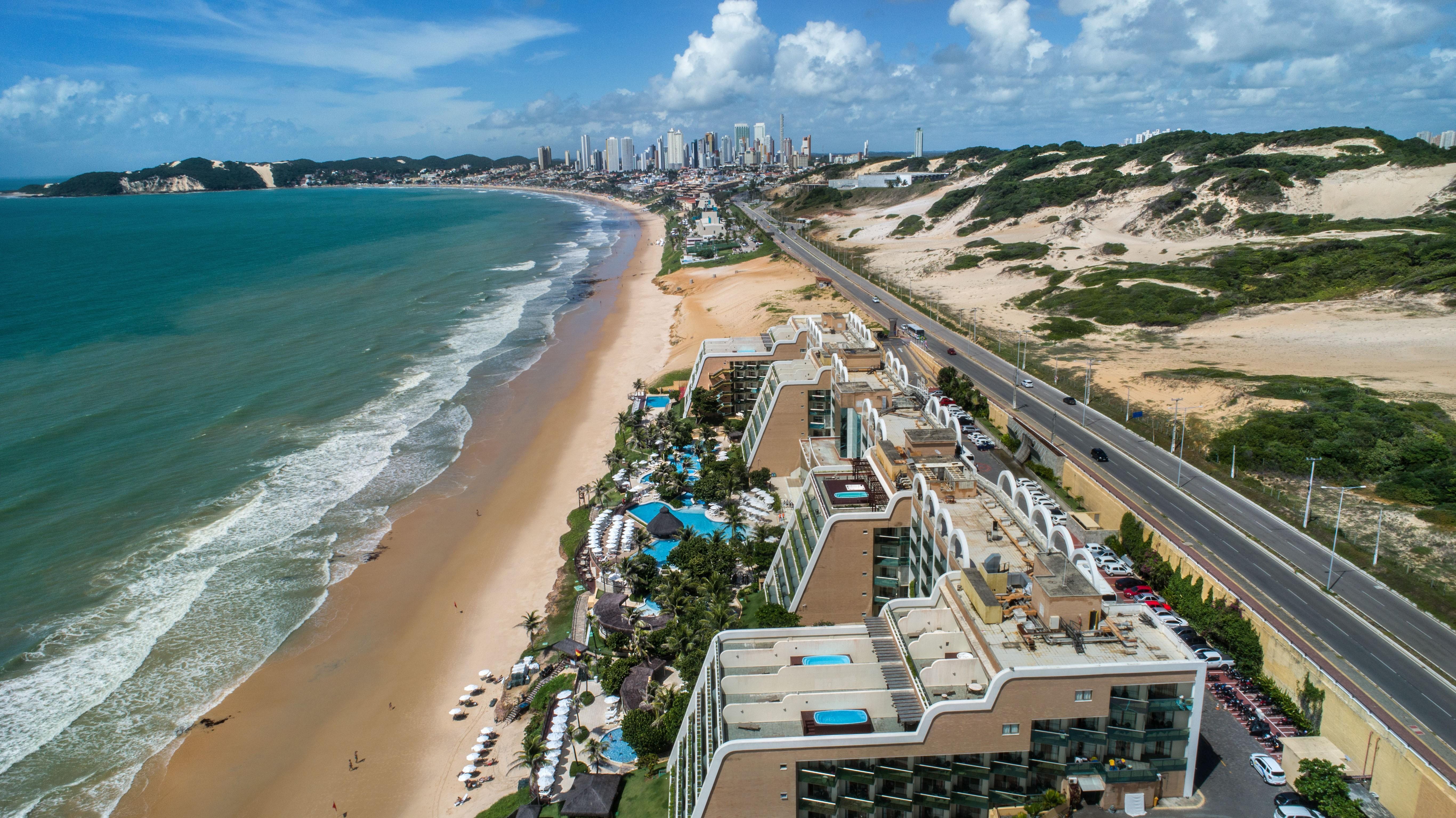 Com reforço em segurança sanitária, hotéis reabrem nos maiores destinos turísticos do RN, diz associação