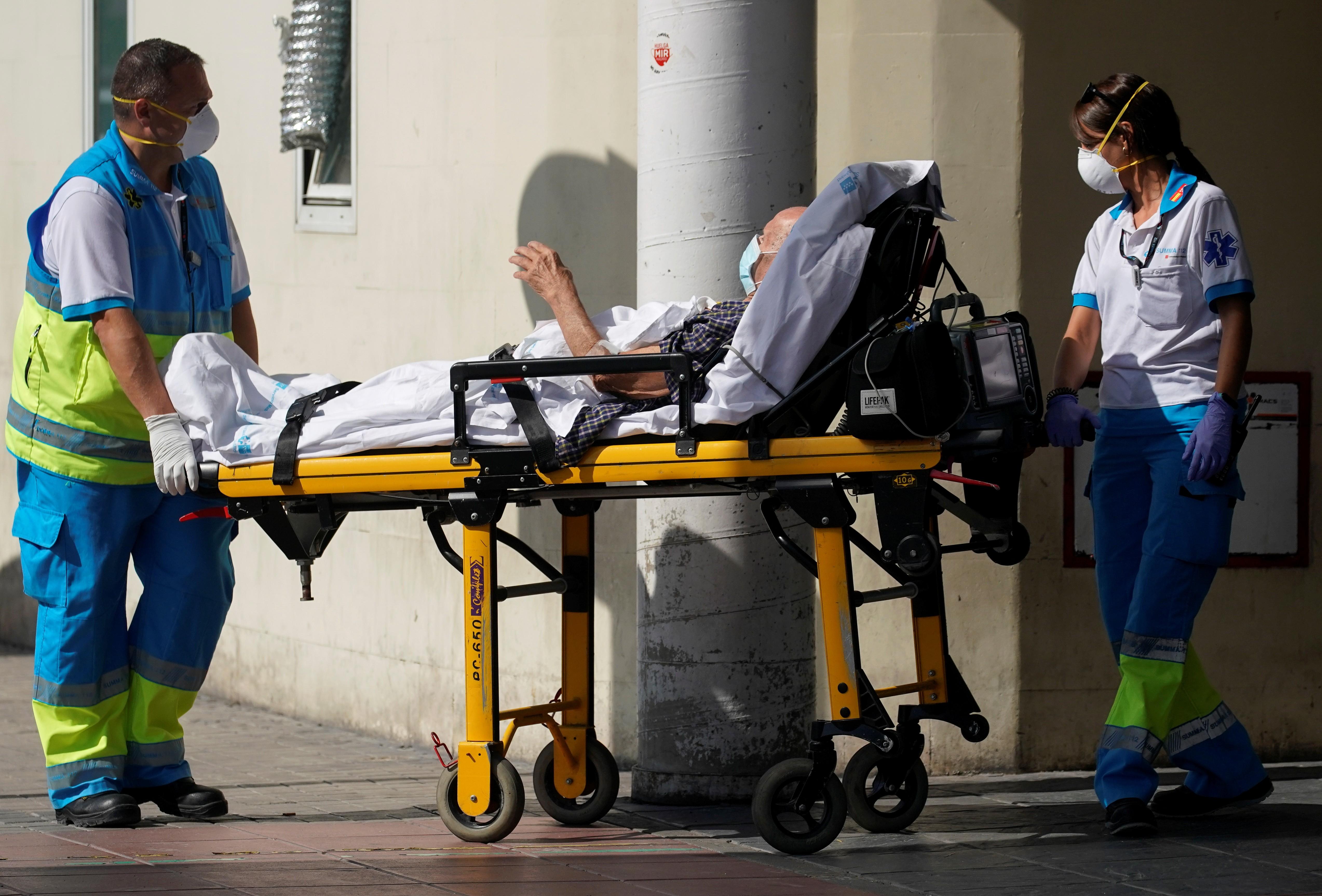 Alemanha declara a Espanha como zona de risco para coronavírus