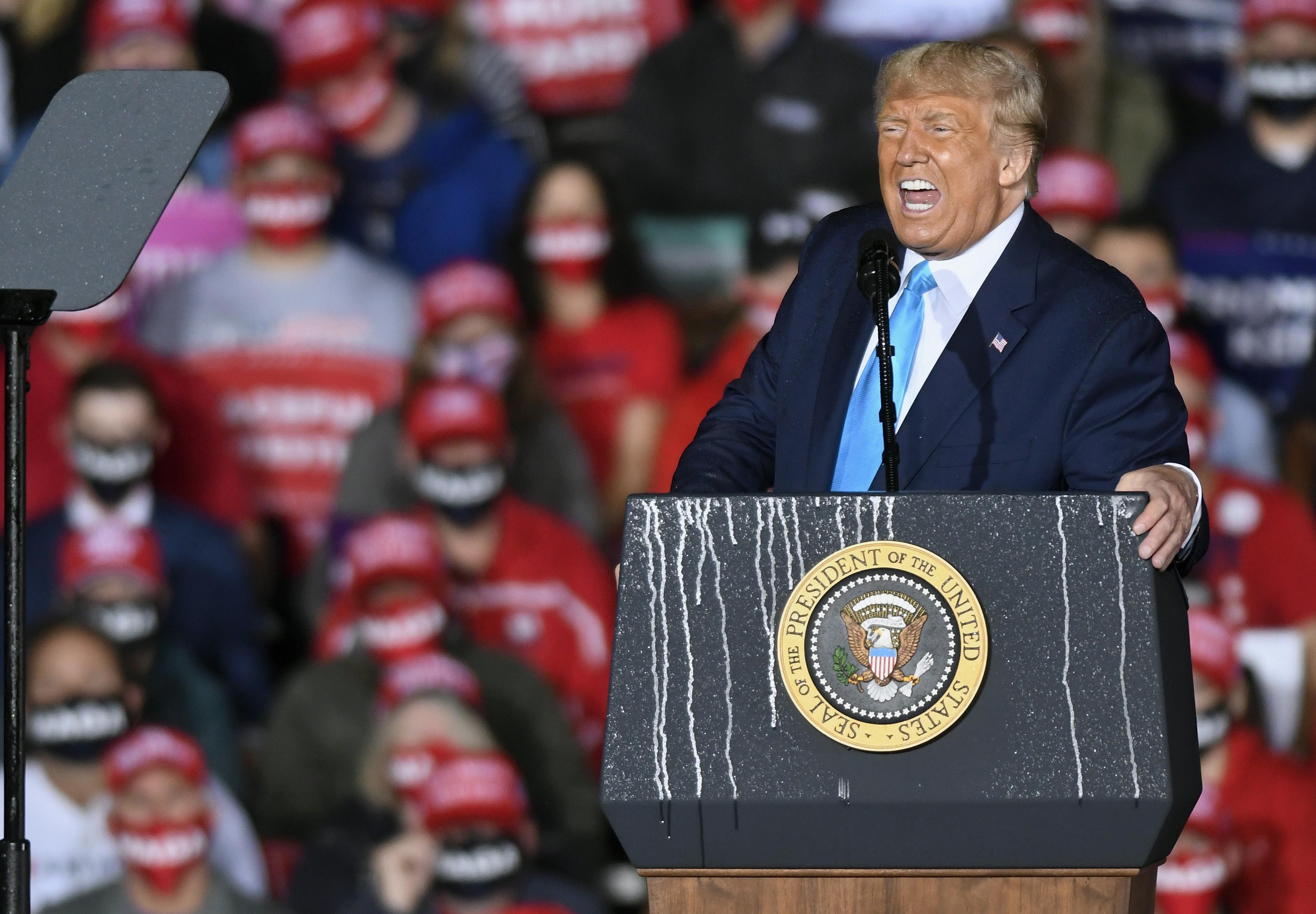 Trump não pagou imposto de renda em 10 anos, diz 'The New York Times'
