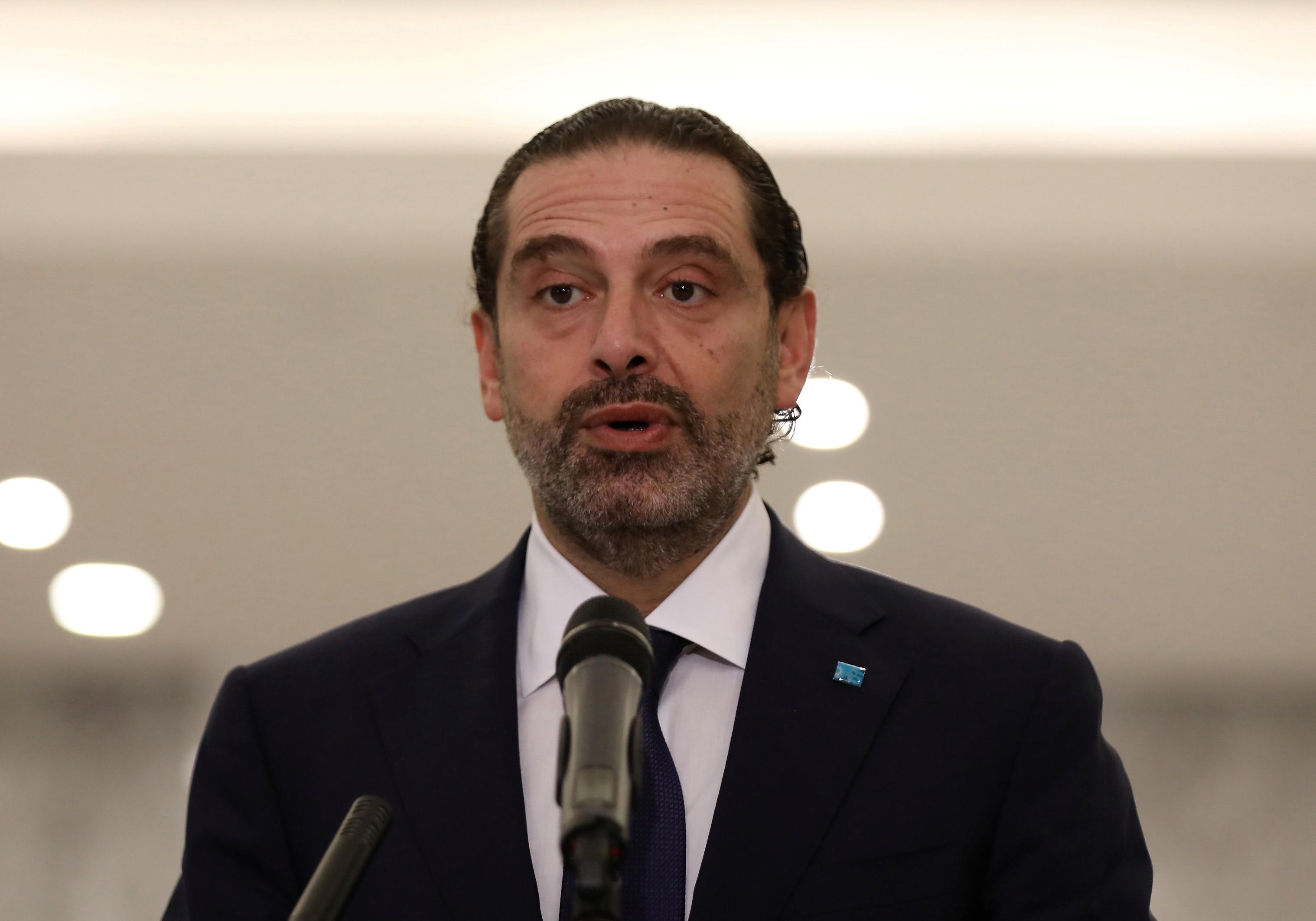 Saad Hariri é nomeado primeiro-ministro e promete governo de especialistas no Líbano