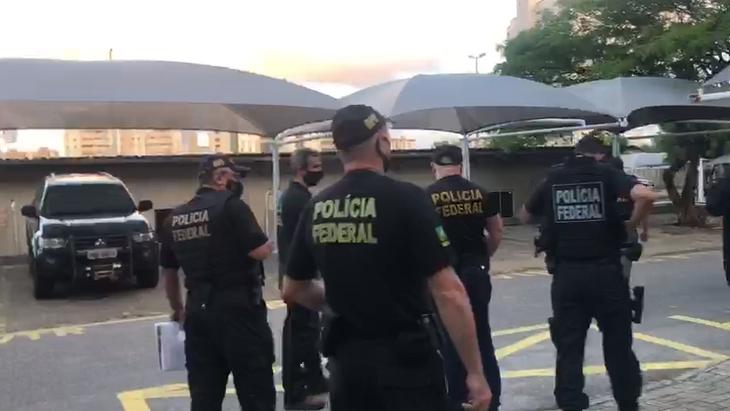 PF encontra suspeito de usar dados de Neymar, Paulo Guedes e Luciano Hang para receber auxílio emergencial