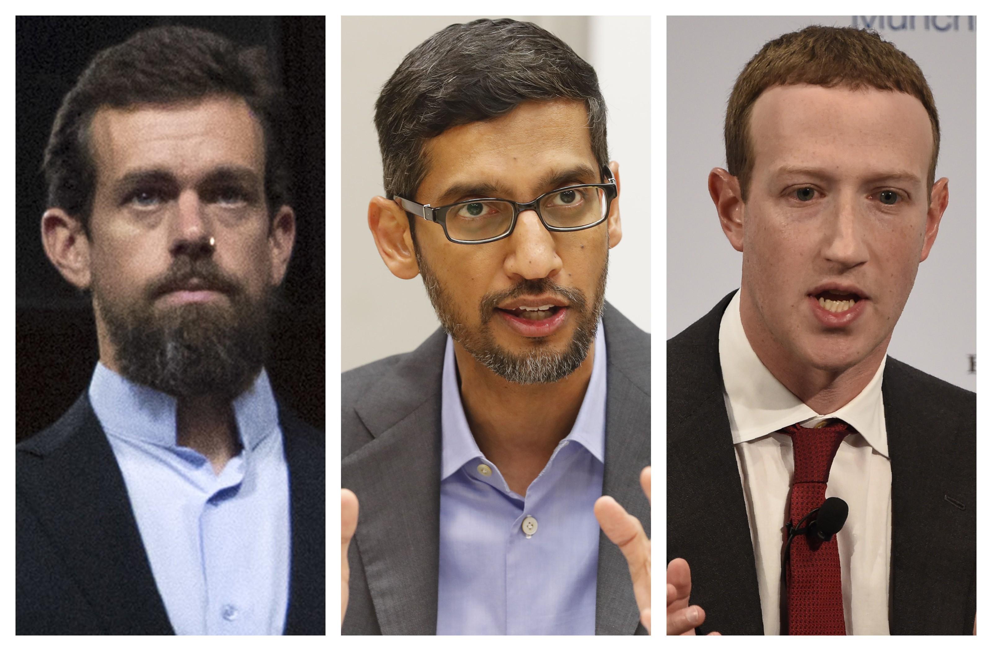Eleição nos EUA: as gigantes das redes sociais realmente 'jogam contra' os republicanos?