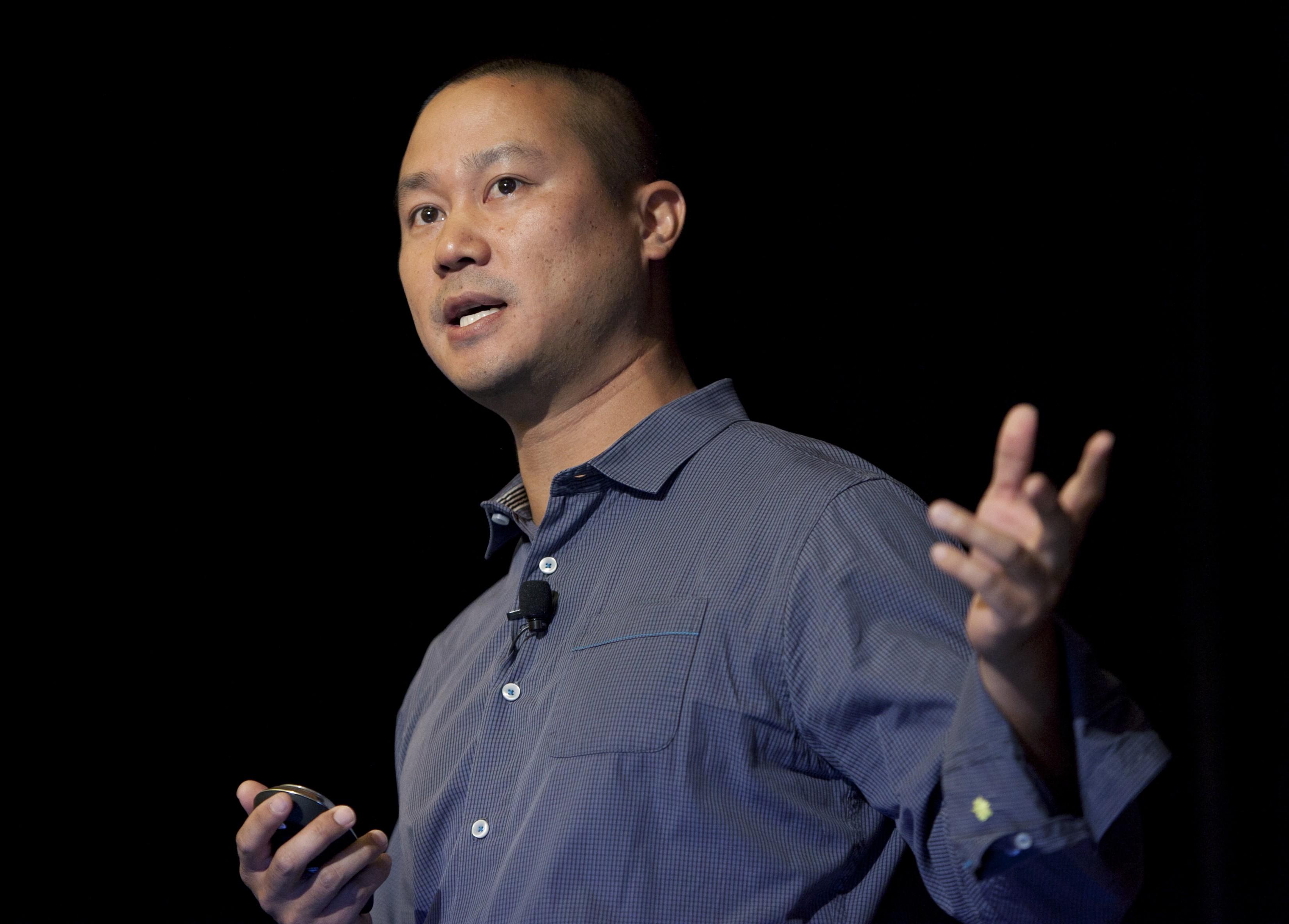 Tony Hsieh, criador e ex-CEO da Zappos, morre aos 46 anos