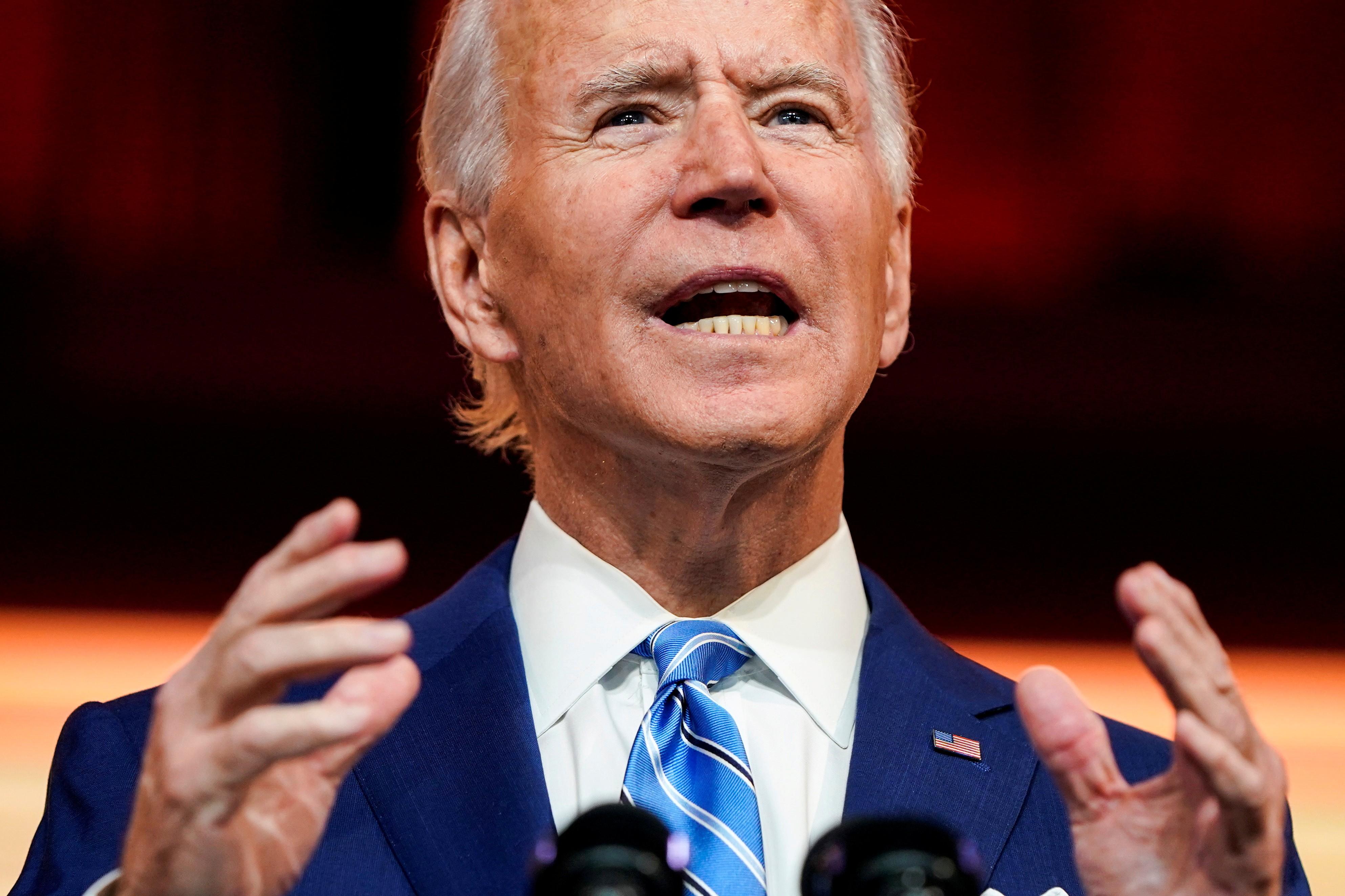 Arizona certifica vitória de Joe Biden no estado
