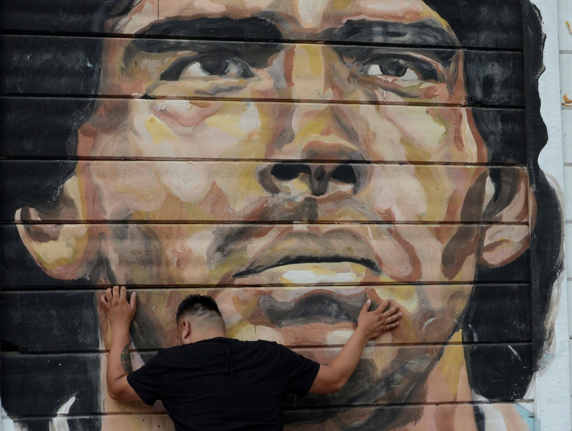 Legisladores propõem rua e circuito cultural em homenagem a Maradona em Buenos Aires