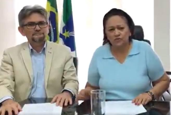 Fátima e Cipriano Maia comentam 1 ano de pandemia da covid no RN e mais de  3.800 óbitos - Canal de Notícias do RN