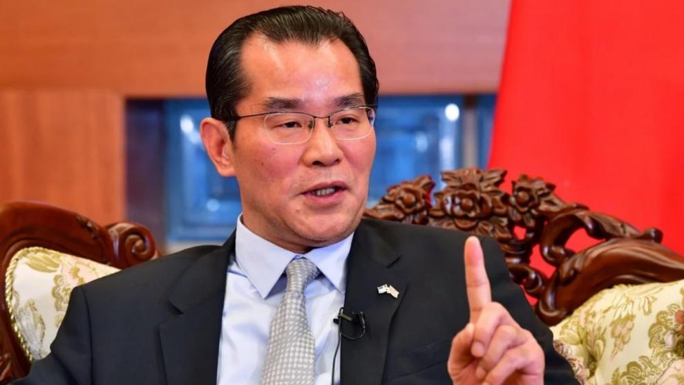 Embaixada da China na Suécia ameaça jornalista independente