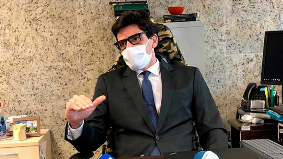 Delegado aciona STF contra ministro Ricardo Salles e senador Telmário Mota