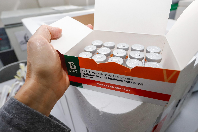 RN recebe mais 33.800 doses de CoronaVac e 55.750 de Oxford nesta quinta-feira (13)