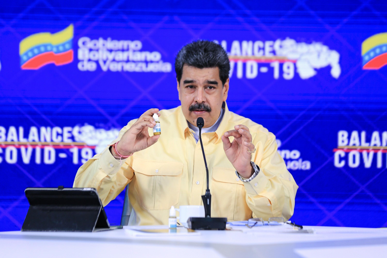 Maduro se diz disposto a conversar com Guaidó com mediação internacional