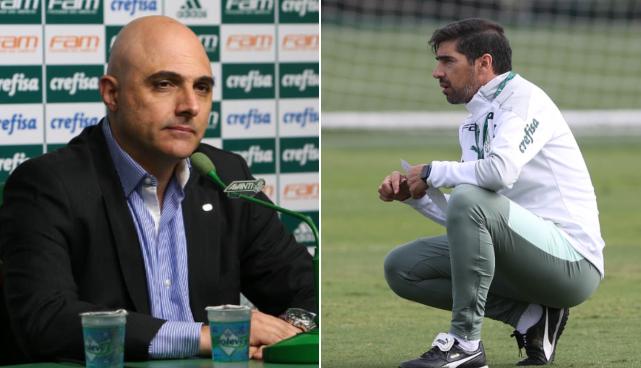 Galiotte rebate declaração de Abel Ferreira e esquenta clima no Palmeiras; assista