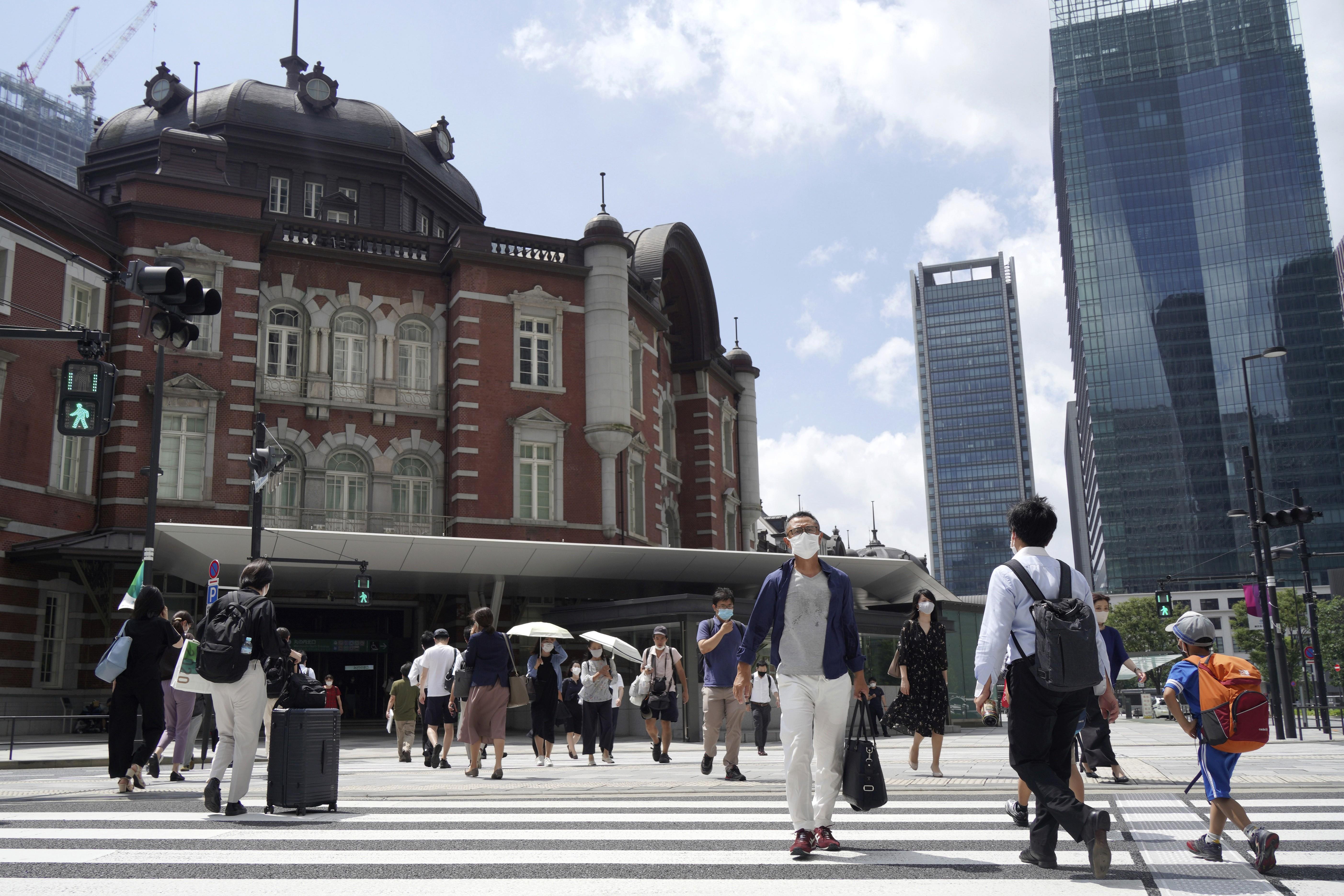 Japão registra recorde de casos de Covid em meio às Olimpíadas